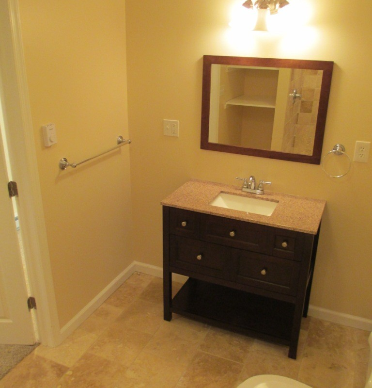 excellent bathroom travertine tile shower quality professional grout new value equity status State College