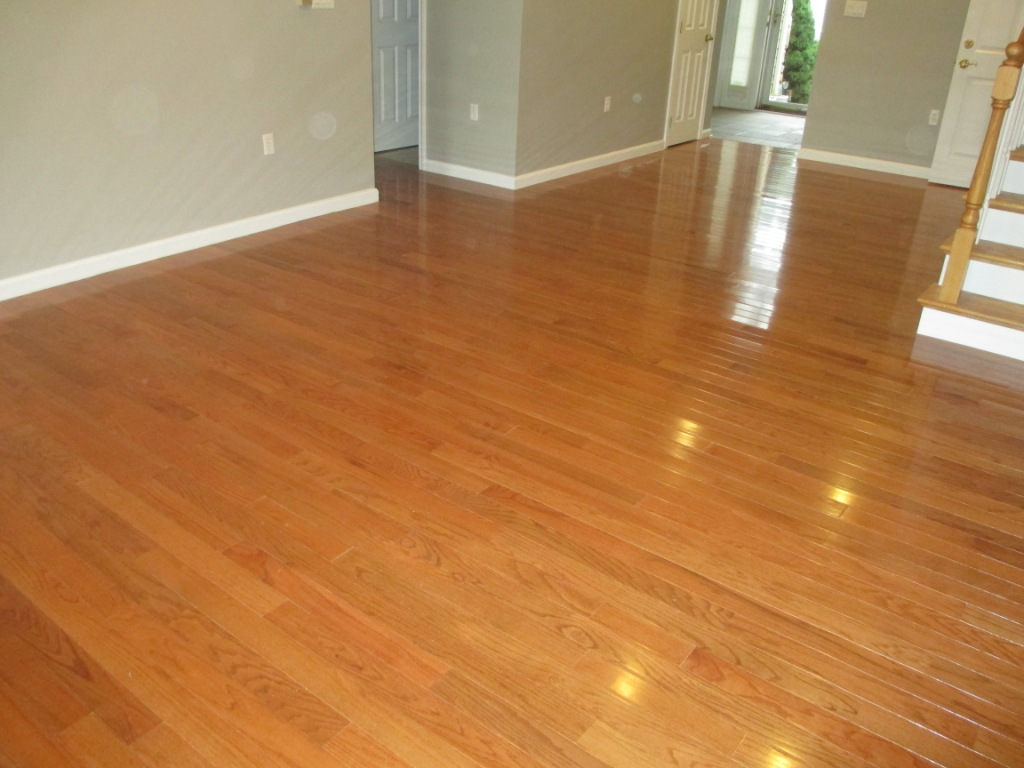 hardwood flooring intricate attention to detail red oak installation perfection large professional State College